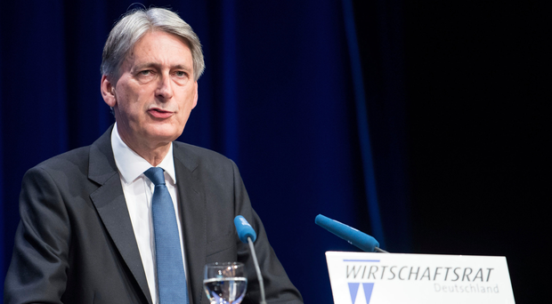 The Chancellor Philip Hammond has expressed a softer Brexit message since the general election