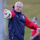 Decision time: Warren Gatland is weighing up his options, but major change isn't the answer ahead of the final Test with New Zealand