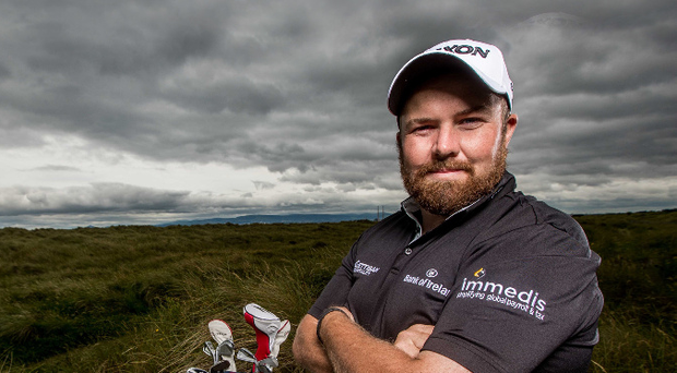 Raring to go: Shane Lowry wants to repeat his 2009 victory