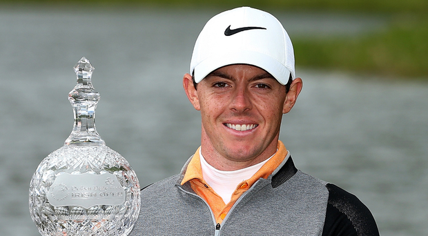 Rory McIlory bans self from Twitter, gives wife control of account