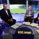 Controversial: The Sunday Game has come in for some strong criticism
