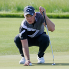 Yorkshire grit: Danny Willett is determined to get back to his best