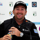 Grounding: Graeme McDowell enjoys returning to Northern Ireland where he has to grin and bear the banter from locals