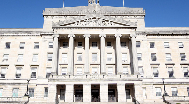 'There is precedent for reducing MLAs' pay. When direct rule was introduced from 2002 to 2007, politicians had their salaries cut by a third until devolution was restored'