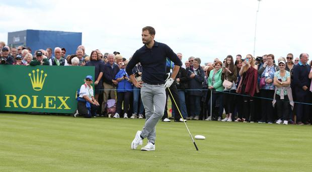 Rory McIlroy on his DDF Irish Open defence