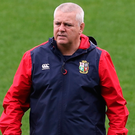 Keeping faith: Warren Gatland has decided not to mix it up. Photo: David Rogers/Getty Images
