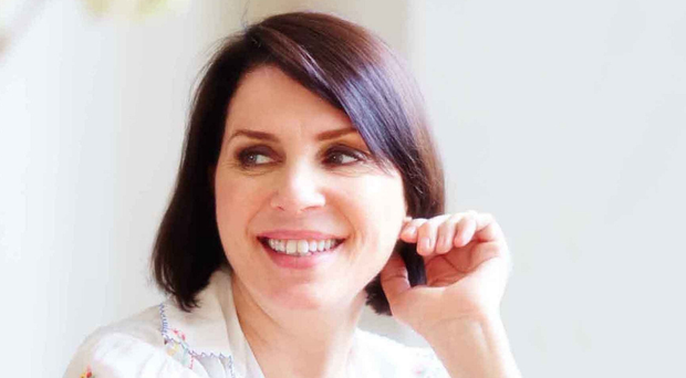 Grown up: Sadie Frost says her wild years are long behind her