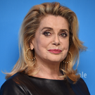 Exciting role: Catherine Deneuve attends the 'The Midwife' photo call at the Berlin International Film Festival