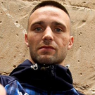 Confident: Josh Taylor is out to extend his unbeaten record