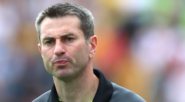 High hopes: Rory Gallagher knows Donegal need a spark