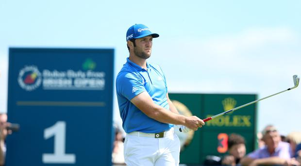 Will Jon Rahm end as number one after Sunday at Portstewart Golf Club?