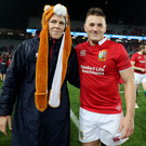 Welsh wonders: Liam Williams and Jonathan Davies