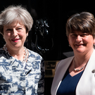 Judicial proceedings have been issued against the government over their £1 billion deal with the DUP to support its minority government.