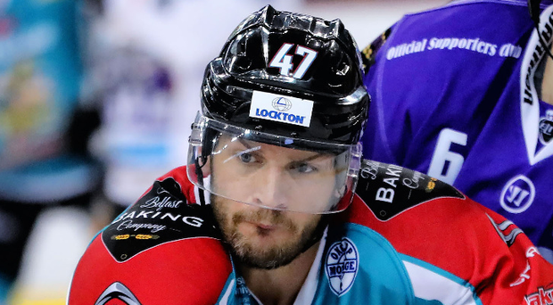 Excited: Adam Keefe has made his first signing