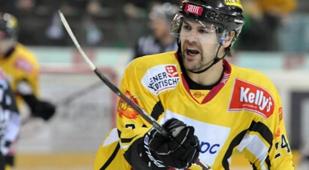 Vienna Capitals captain Jonathan Ferland is joining the Belfast Giants