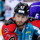 Excited: Belfast Giants coach Adam Keefe