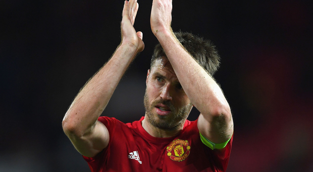 New approach: Michael Carrick has vowed to captain United his own way