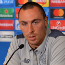 Raring to go: Scott Brown