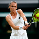 Dreamland: Unseeded Magdalena Rybarikova is in the semis
