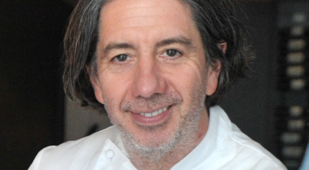 Chef of the year Michael Deane