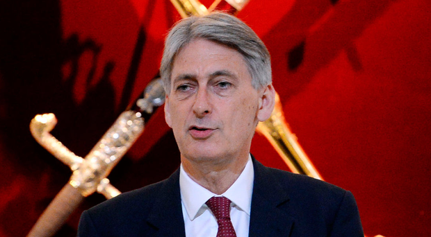 Chancellor Philip Hammond. Photo: Stefan Rousseau/PA