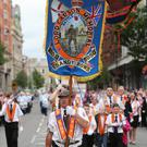 The Orange Order has a history stretching back more than 200 years