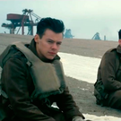 New direction: Harry Styles (far left) in his first film role in Dunkirk
