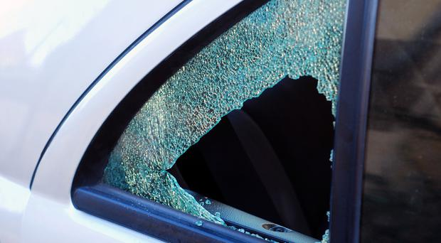 Broken car window, car theft [File photo / Getty Images/iStockphoto]