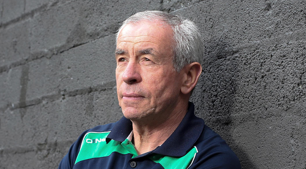 Fermanagh manager Pete McGrath. Photo: Andrew Paton/Presseye