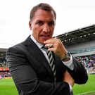 Celtic boss Brendan Rodgers has clinched a deal for Paris St. Germain teenager Odsonne Edouard