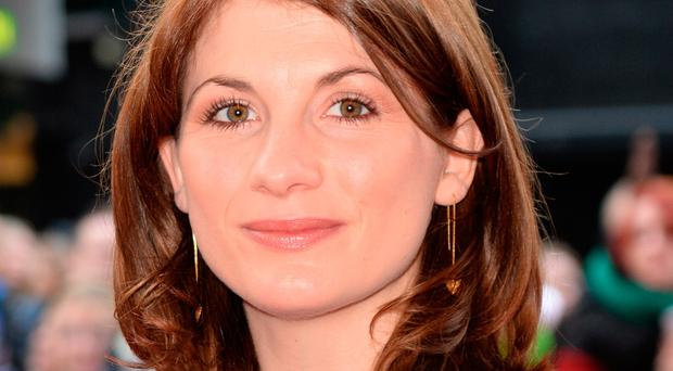 Jodie Whittaker, who will become the first woman to play the Time Lord in Doctor Who, the BBC has revealed. (file photo)