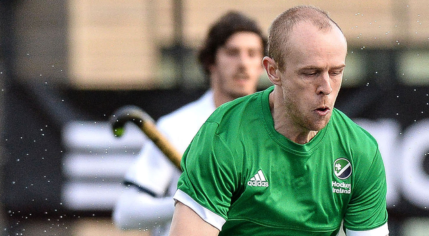 Long serving: Eugene Magee's aim is to book place in finals