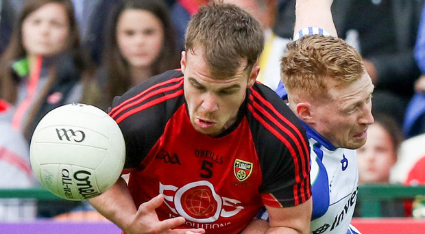 Down upset the odds to see off Monaghan in the Ulster semi-final but the pair will meet again in Round 4B.