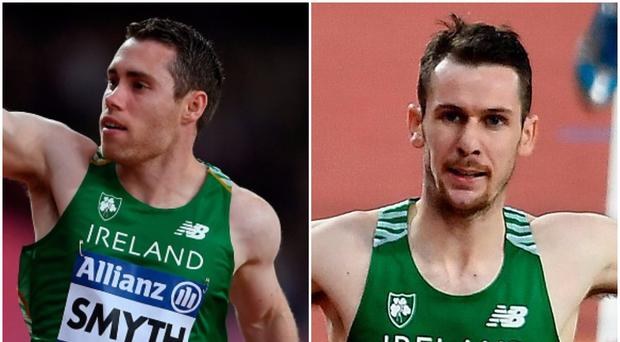 Jason Smyth and Michael McKillop both cruised to world title success in the London Stadium.