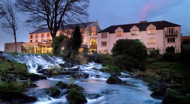 The Galgorm Resort & Spa located outside Ballymena
