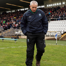 Sad end: Pete McGrath has walked away from the Ernemen
