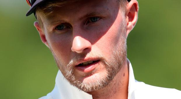 Hit back: Joe Root was angry with old mentor Vaughan