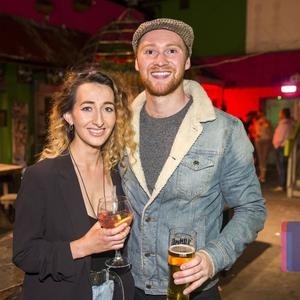 People out at Filthy McNasty's. Sunday 16th July 2017 Liam McBurney/RAZORPIX