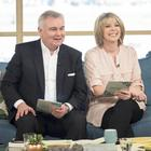 Eamonn Holmes and Ruth Langsford. © ITV (Photographer: Ken McKay)