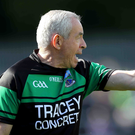 New direction: Pete McGrath parted company with Fermanagh amid rumblings of player unrest