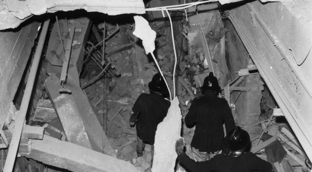 Two bombs were exploded at bars in Birmingham city centre on November 21, 1974