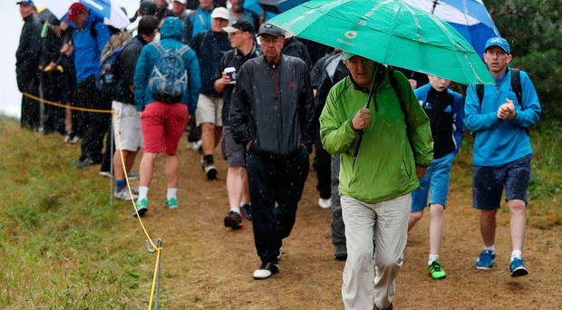 Royal Birkdale's first hole a rude awakening for Open hopefuls