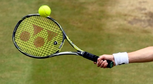 Mixed fortunes for Ulster's young tennis players (stock photo)