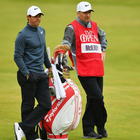 Perfect partnership: Rory McIlroy and JP Fitzgerald size up Royal Birkdale