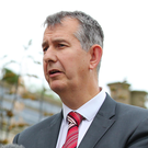 Edwin Poots spoke up for the Irish language at the MacGill Summer School in Donegal