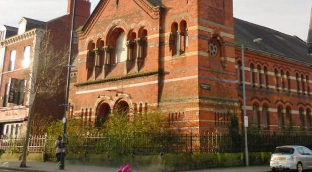 Plans to turn this former Belfast church into a bar have been approved