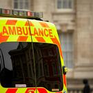 The young woman was taken by ambulance to the Causeway Hospital in Coleraine as a precaution