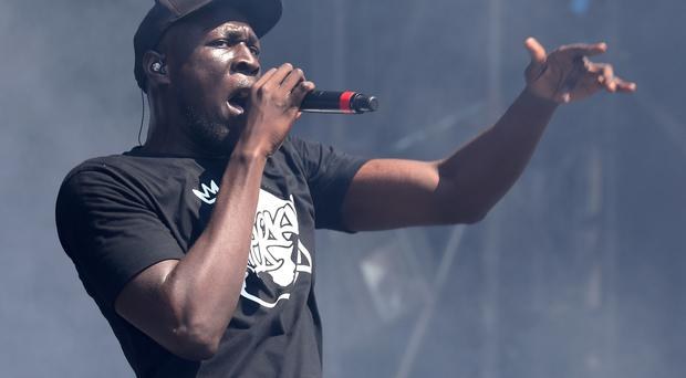 The duet has proved less than popular with some of Stormzy's fans (PA)