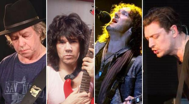 Who is Northern Ireland's greatest guitarist?