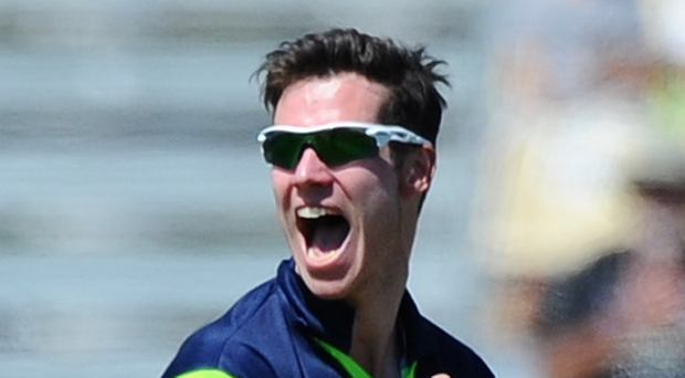 George Dockrell will play for the MCC Young Cricketers against the Ireland Wolves